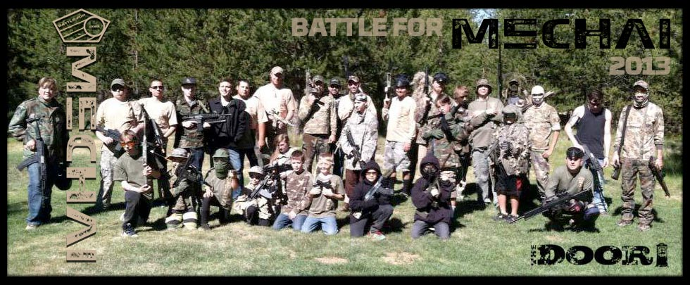 Battle for Mechai - Airsoft Crew - The Door Sunriver
